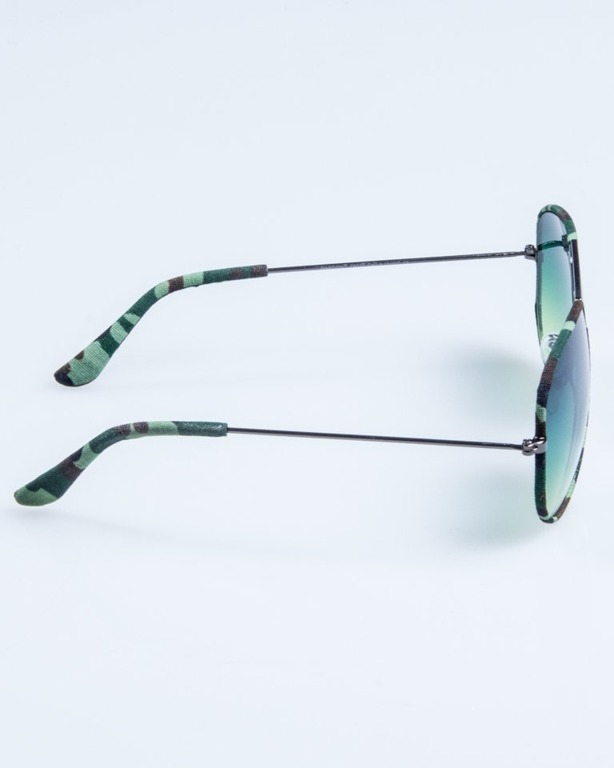 NEW BAD LINE OKULARY CAMO METAL 692