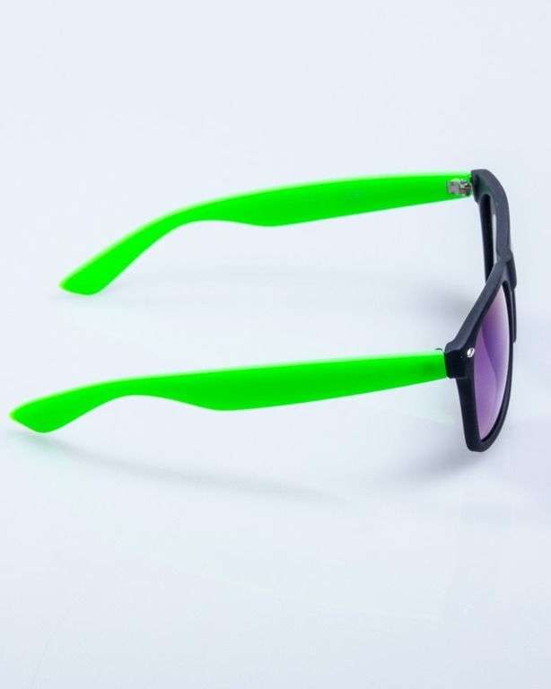 NEW BAD LINE OKULARY CLASSIC HALF 555