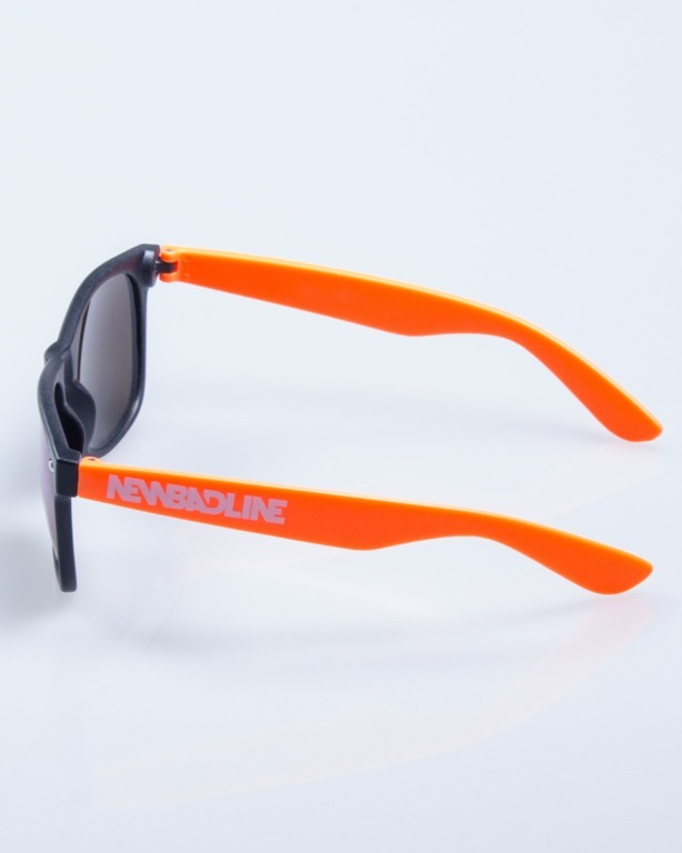 NEW BAD LINE OKULARY CLASSIC HALF 569