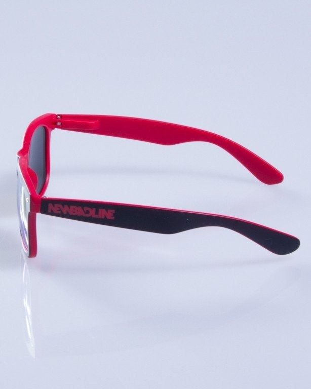 NEW BAD LINE OKULARY CLASSIC INSIDE MIRROR MAT 146