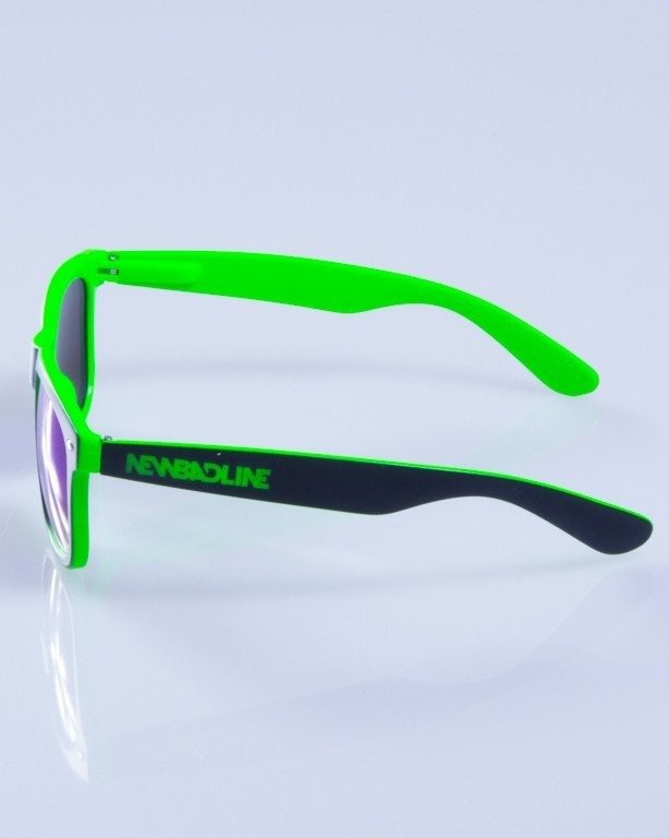 NEW BAD LINE OKULARY CLASSIC INSIDE MIRROR MAT 147
