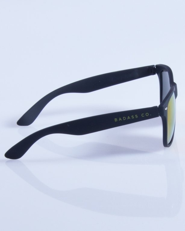 NEW BAD LINE OKULARY CLASSIC MIRROR RUBBER 340
