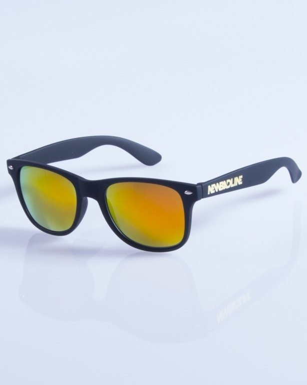 NEW BAD LINE OKULARY CLASSIC MIRROR RUBBER 355