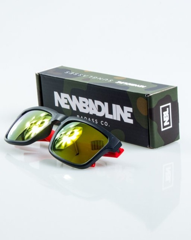 NEW BAD LINE OKULARY CLASSIC MODERN MAT 1055