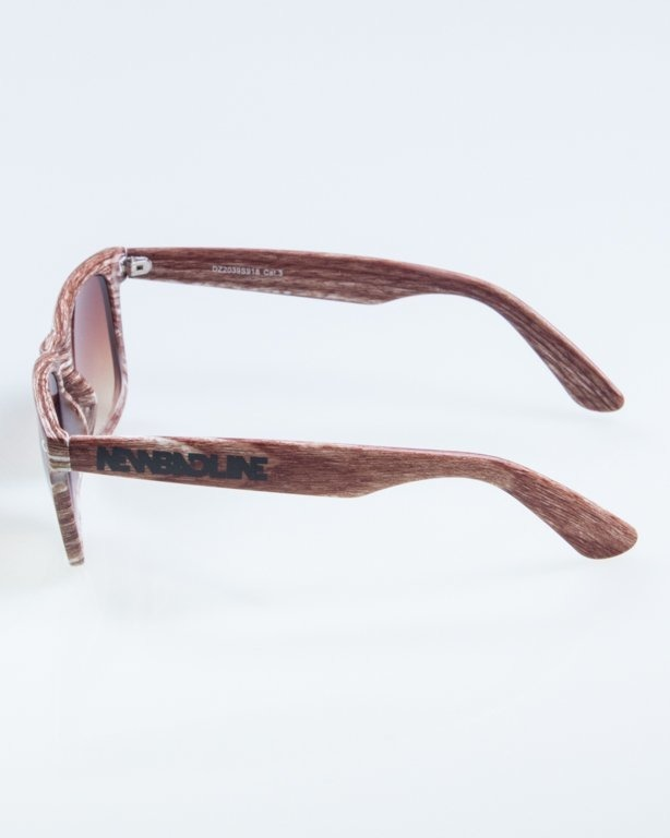 NEW BAD LINE OKULARY CLASSIC WOODY 872