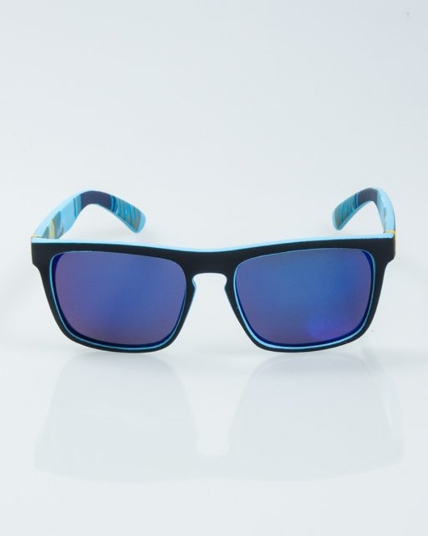 NEW BAD LINE OKULARY COMIX POLARIZED RUBBER 1021