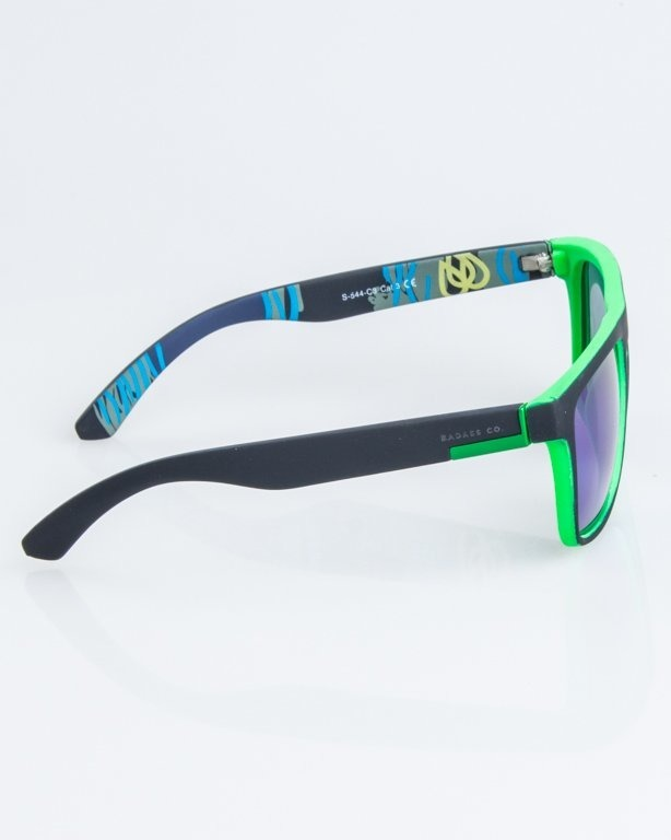 NEW BAD LINE OKULARY COMIX POLARIZED RUBBER 1263