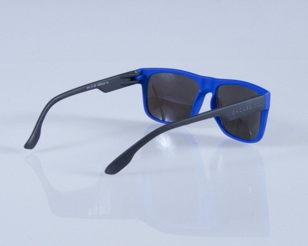 NEW BAD LINE OKULARY HALF RUBBER 121