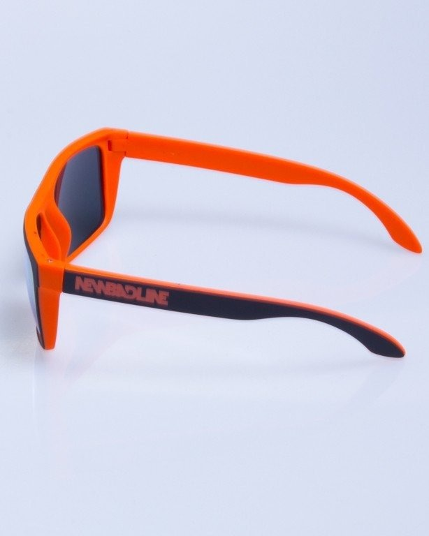 NEW BAD LINE OKULARY HIGH INSIDE MIRROR RUBBER 285