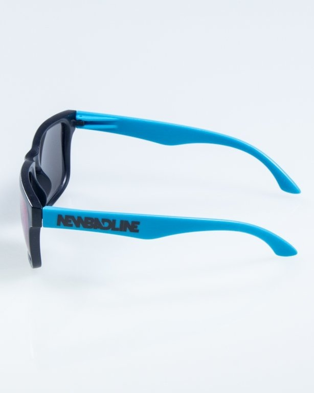 NEW BAD LINE OKULARY MODERN HALF MAT 863