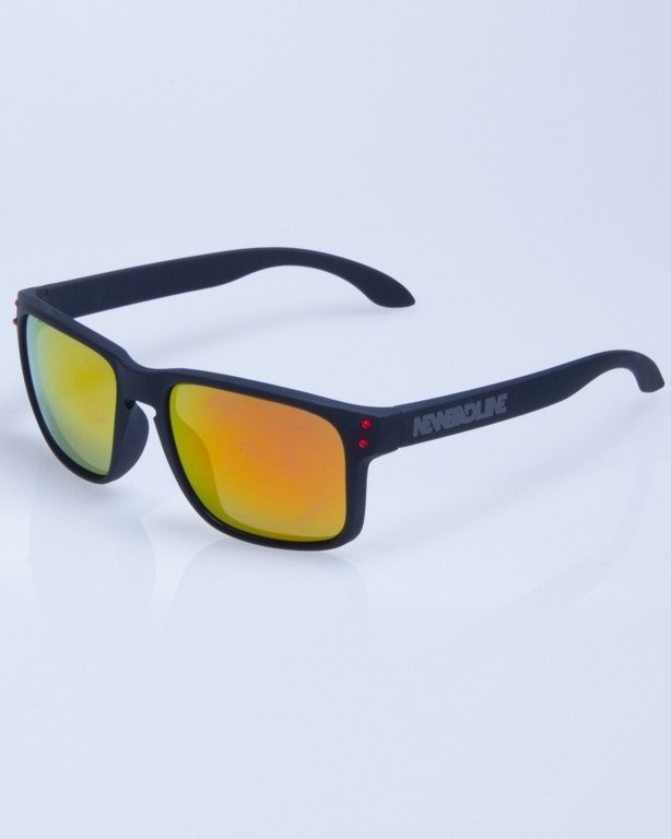 NEW BAD LINE OKULARY QUICK MIRROR RUBBER 272