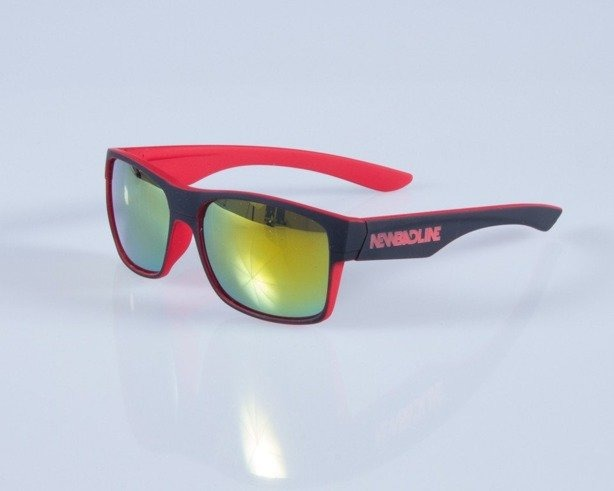 NEW BAD LINE OKULARY RAPID MIRROR RUBBER 118
