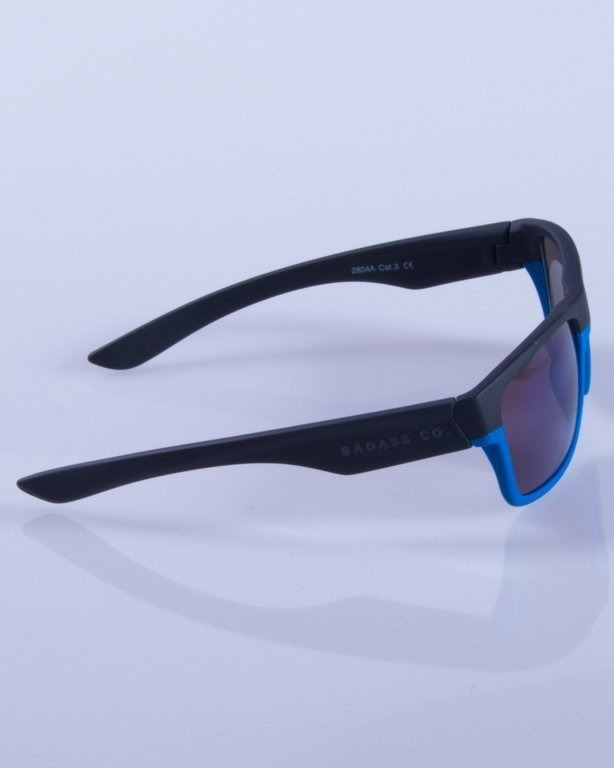 NEW BAD LINE OKULARY RAPID MIRROR RUBBER 412