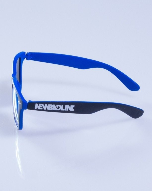 NEW BAD LINE OKULARY ROUND INSIDE MIRROR MAT 190