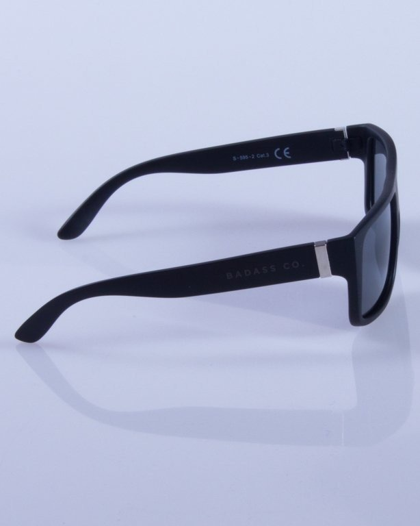 NEW BAD LINE OKULARY SQUARE ELEGANT POLARIZED RUBBER 426