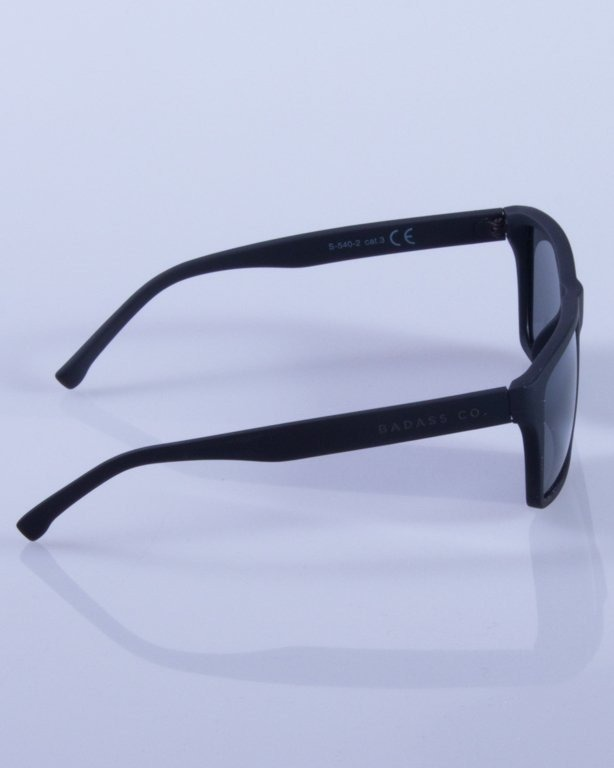 NEW BAD LINE OKULARY SQUARE SMALL RUBBER 422