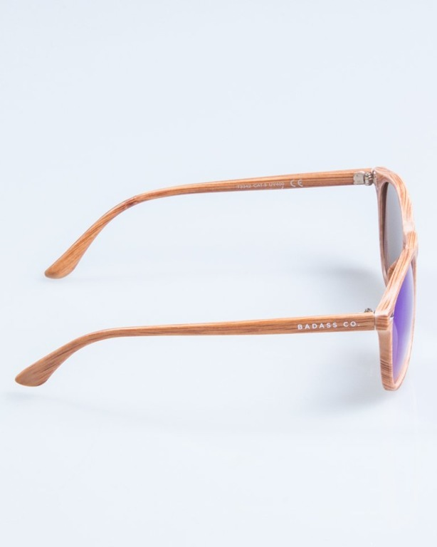 NEW BAD LINE OKULARY WOODY 710