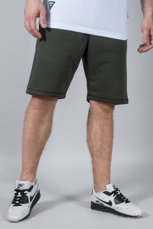 NEW BAD LINE SWEATSHORTS NBL KHAKI