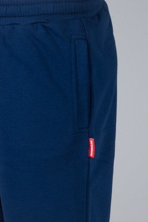 NEW BAD LINE SWEATSHORTS NBL NAVY
