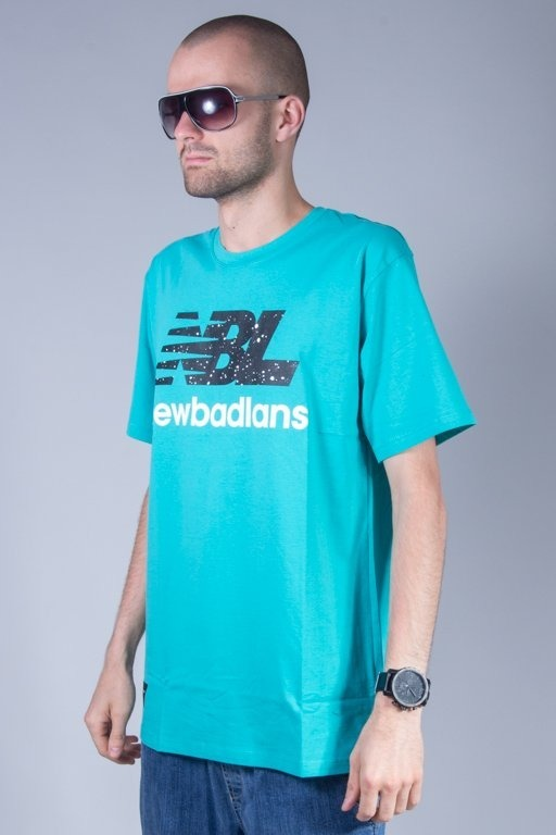 NEW BAD LINE T-SHIRT NEWBADLANS MINT