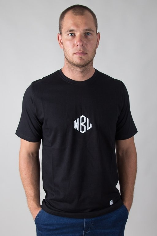 NEW BAD LINE T-SHIRT ROMB BLACK