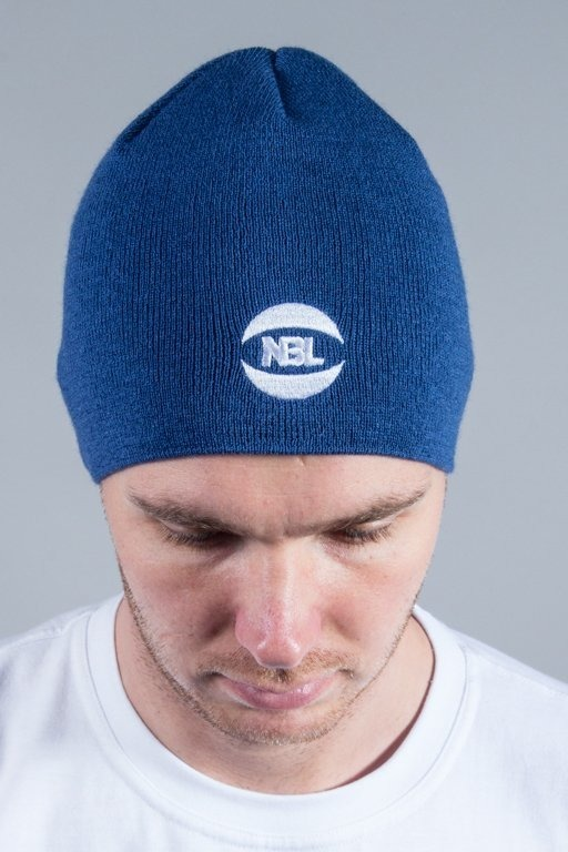 NEW BAD LINE WINTER CAP BASKET NAVY