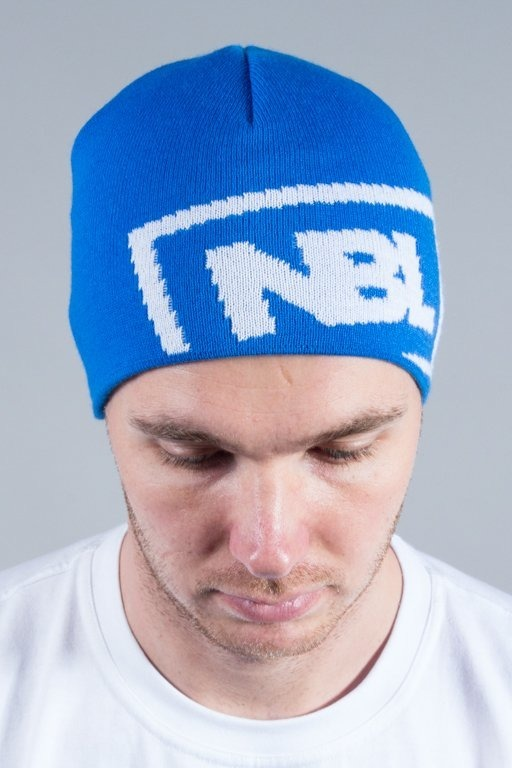 NEW BAD LINE WINTER CAP ICON BLUE
