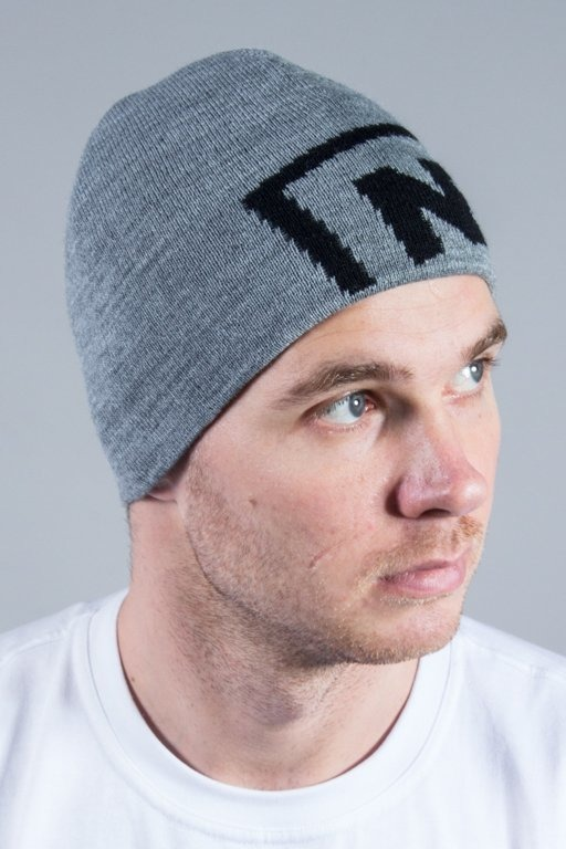 NEW BAD LINE WINTER CAP ICON GREY