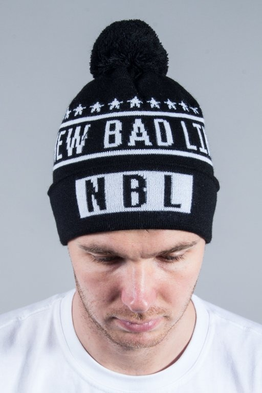 NEW BAD LINE WINTER CAP SWAG BLACK