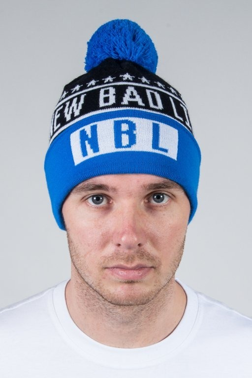 NEW BAD LINE WINTER CAP SWAG BLUE