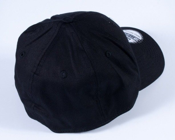 NEW ERA CZAPKA 39THIRTY NY BLACK