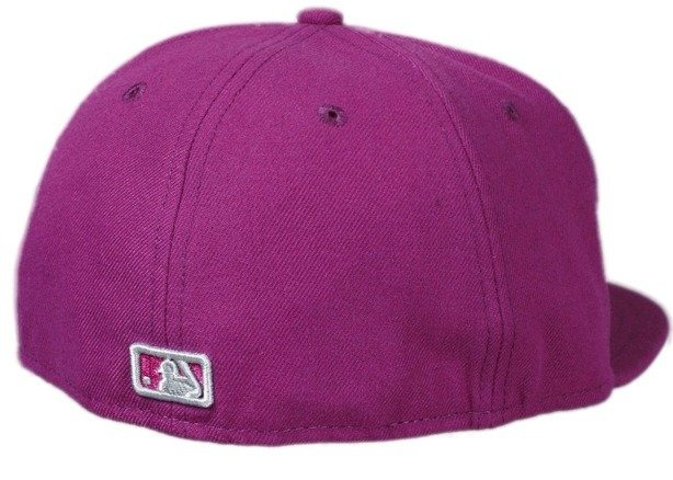 NEW ERA CZAPKA AB ATLANTA BRAVES GRAPE