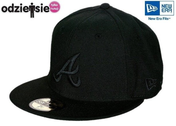 NEW ERA CZAPKA ATLANTA BRAVES BOB