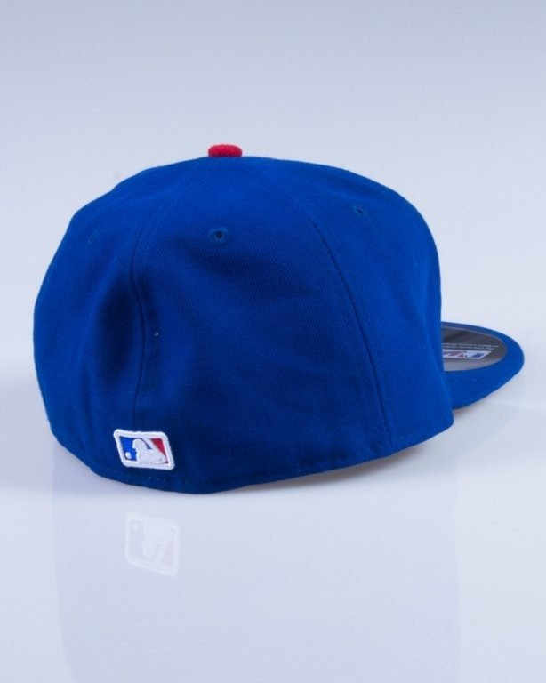 NEW ERA CZAPKA FULLCAP 70193688 BLUE