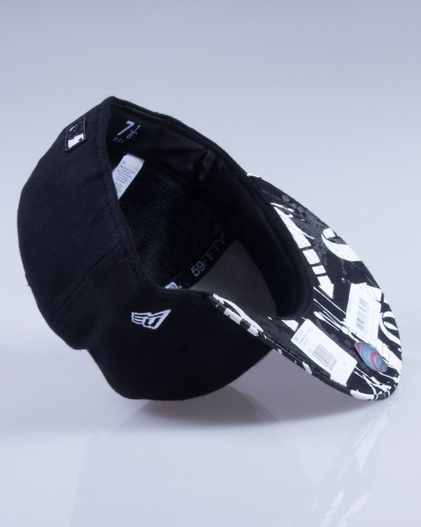 NEW ERA CZAPKA FULLCAP 80195045 BLACK