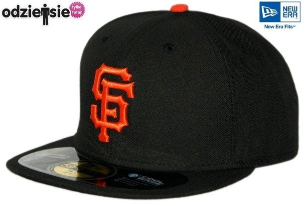 NEW ERA CZAPKA SAN FRANCISCO GIANTS AUTHENTIC