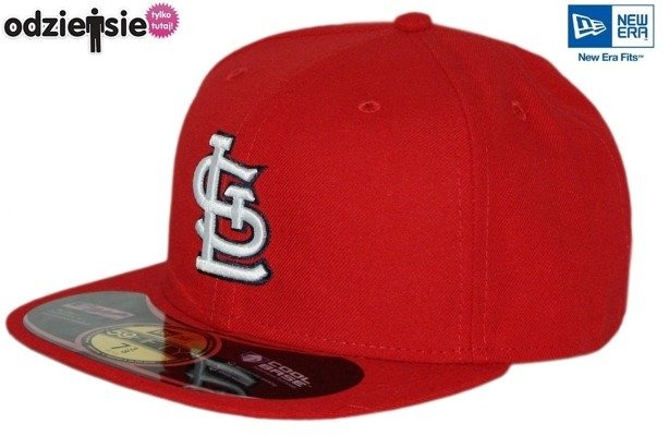 NEW ERA CZAPKA SL SAINT LOUIS AUTHENTIC PERF