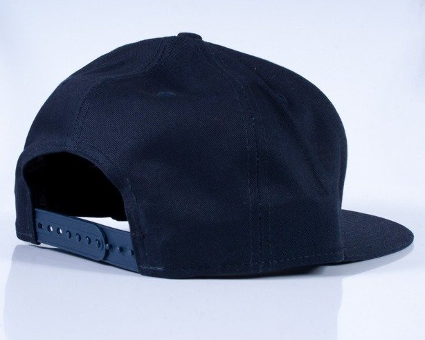 NEW ERA CZAPKA SNAPBACK 9FIFTY BOSTON NAVY