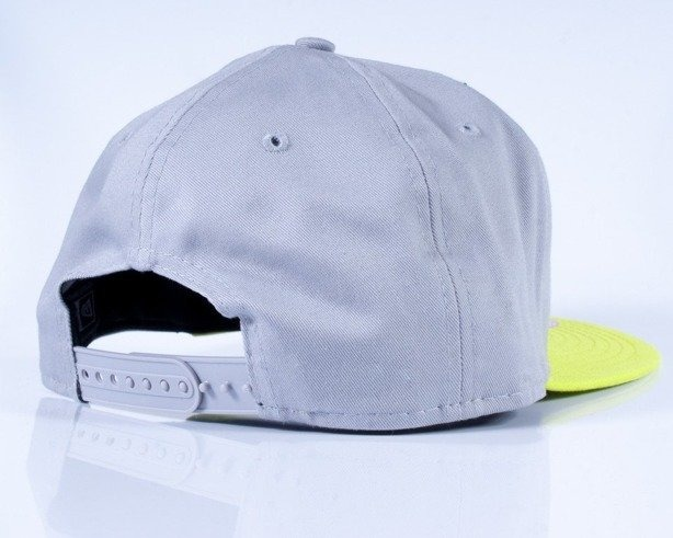 NEW ERA CZAPKA SNAPBACK SLOGAN PACK FRESH GREY-GREEN