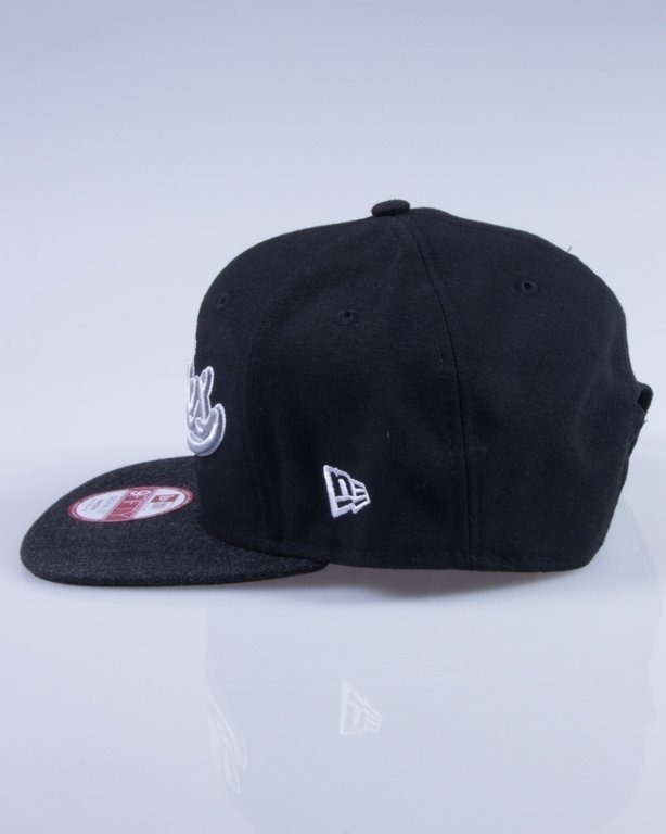 NEW ERA CZAPKA SNPBACK ORIGINAL 80195077 BLACK