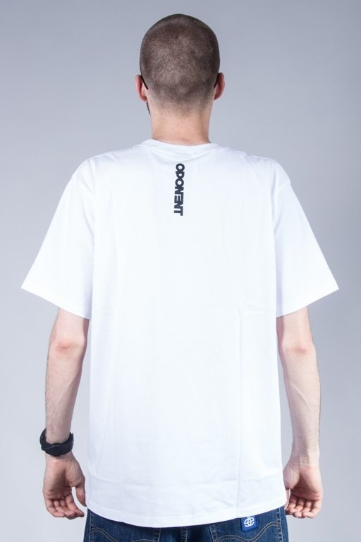 OPONENT T-SHIRT ONLY ONE WHITE