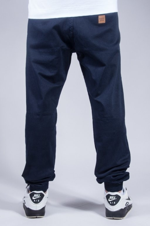 PATRIOTIC PANTS CHINO JOGGER NAVY