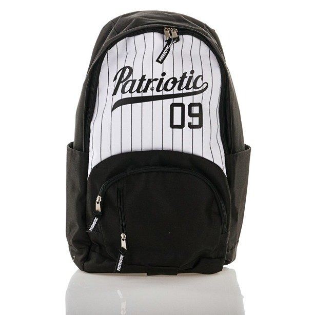 PATRIOTIC PLECAK ATHLETIC BLACK