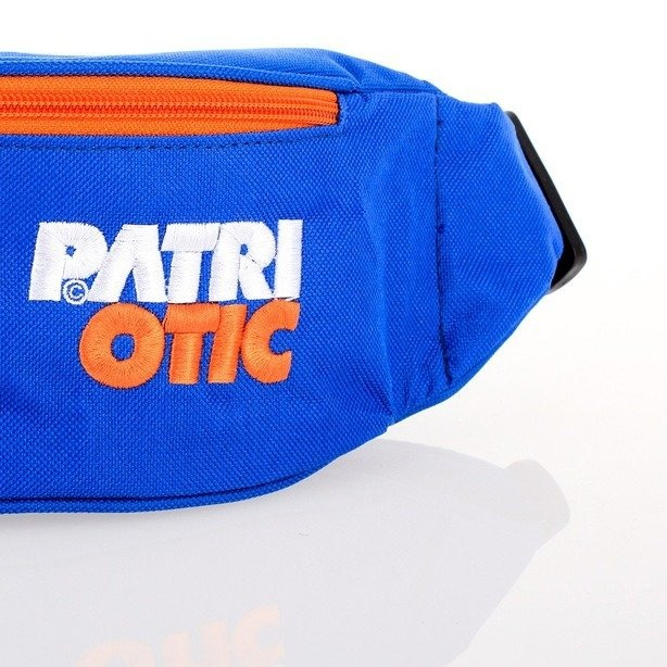 PATRIOTIC SASZETKA NERKA  CLS BLUE-ORANGE