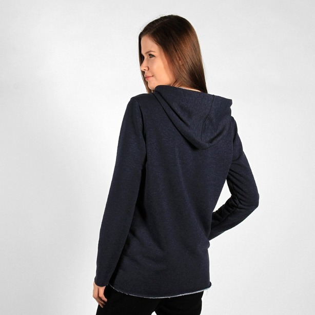 PROSTO BLUZA DAMSKA SIMPLE NAVY BLUE