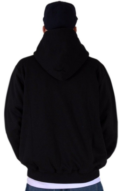 PROSTO BLUZA Z KAPTUREM HOODY BASE BLACK
