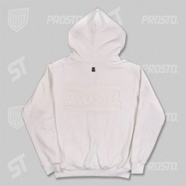 PROSTO BLUZA ZIP DMC RUNNER WHITE
