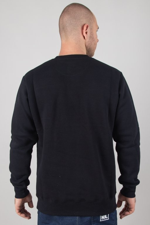 PROSTO CREWNECK BASED BLACK