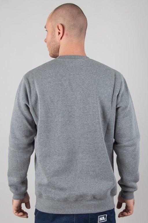 PROSTO CREWNECK BASED GREY