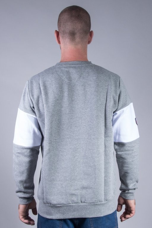 PROSTO CREWNECK LINED GREY
